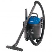 15L 1250W 230V Wet & Dry Vacuum Cleaner