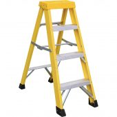 Fibreglass 3 Step Ladder