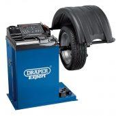 Semi Automatic Wheel Balancer