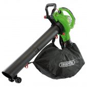 Garden Vacuum/Blower/Mulcher (3200W)
