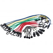 Assorted Bungee Pack (28 Piece)
