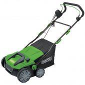 230V Lawn Aerator/Scarifier (380mm)