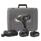 """XP20 20V Brushless 1/2"""" Impact Wrench (1000Nm) with 2x 4.0Ah Batteries and Fast Charger"""