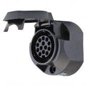 13-Pin Euro Towing Socket