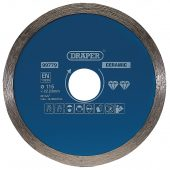 Continuous Diamond Blade, 115mm