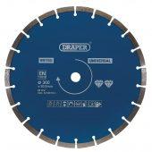Segmented Diamond Blade (300mm)